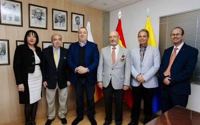 La Fundación Canaria UD Las Palmas y Rotary firman un contrato de colaboración.