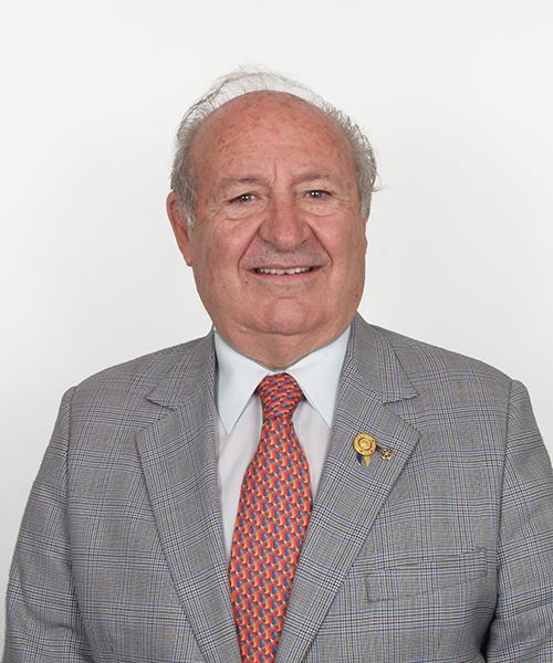 Alejandro Amoedo, presidente de la FHRE