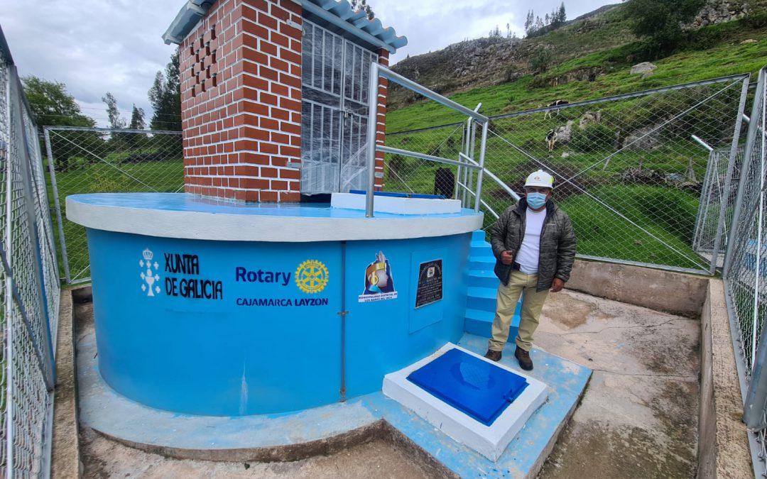 Proyecto Agua Segura: Mejora del acceso al agua potable y saneamiento en condiciones de equidad y sin discriminación para 27 comunidades rurales del Distrito Municipal de Baños del Inca, Cajamarca (Perú)