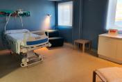 Reforma habitaciones 4ª Planta Hospital Materno Infantil Las Palmas