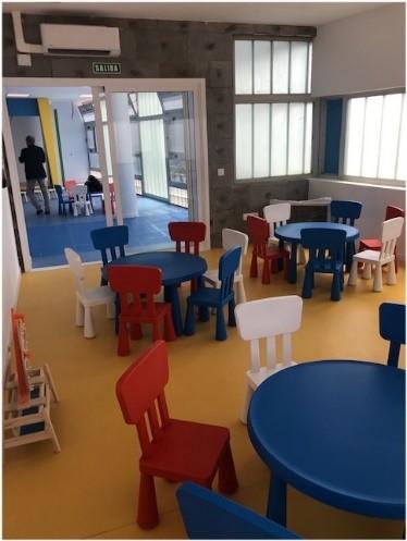 Proyecto Escuelita para el hospital Universitario Nuestra Señora de la Candelaria (2ª Fase)