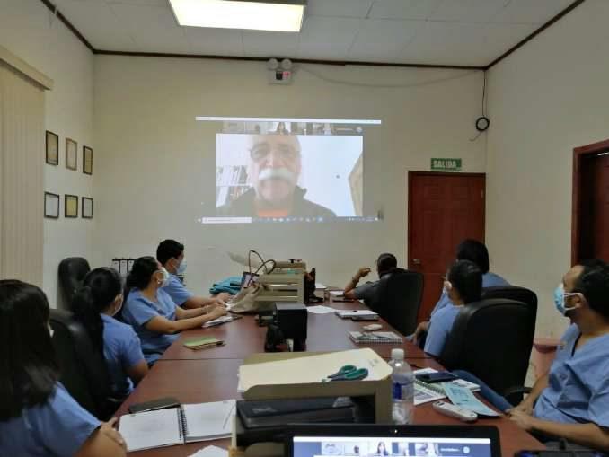 Proyecto: Reforzar el sistema público de salud hondureño en contexto de pandemia COVID-19 a través de la mejora de la atención en salud primaria y especializada (ginecología y obstetricia) de la población femenina de las Regiones Sanitarias 6 (Choluteca) y 17 (Valle), Honduras
